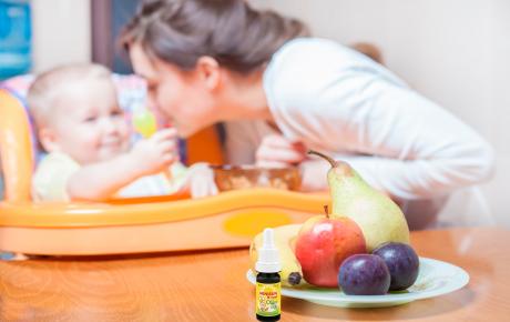 D-vitamiinia vauvalle - miten ja miksi?