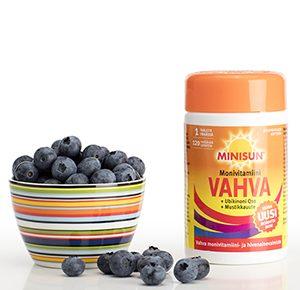 Marjoista vitamiinit talteen